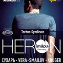 Techno Syndicate with Heron (DE)