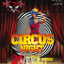 Seven Music Club -  24 march - Clown Town