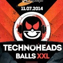 Technoheads 2 - ViperXXL, Jason Little, Tilthammer
