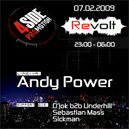4SIDE Revolt: Andy Power