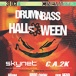 DNB Hallowen 2014 @ Cinema Club